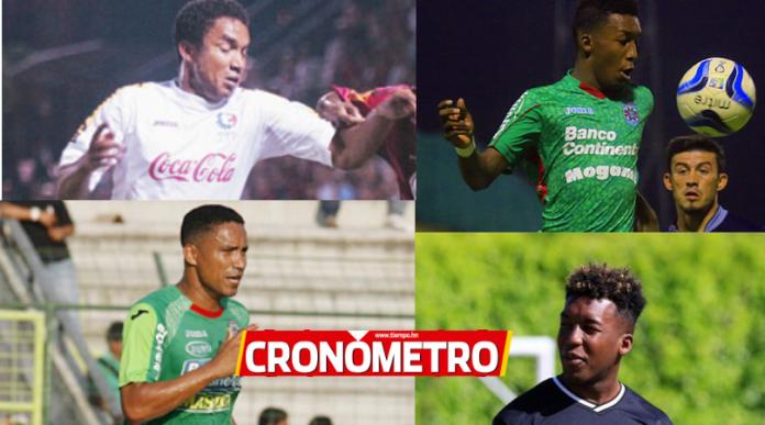 GALERÍA: Jugadores que han pasado del Marathón al Olimpia