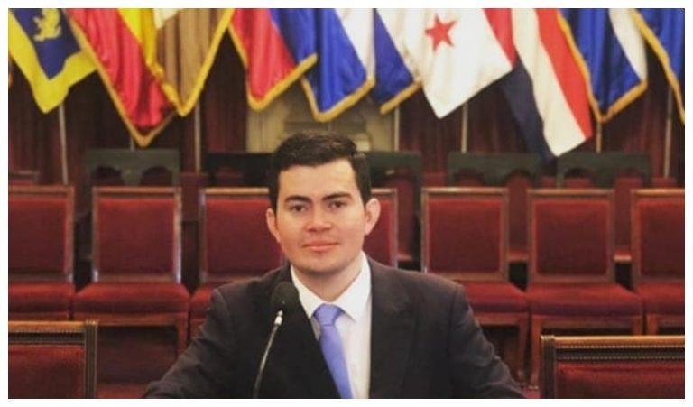 HISTORIA HUMANA: Aldair Portillo, destacado estudiante de derecho y cofundador del Movimiento VOS