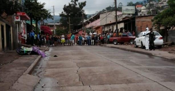Sujetos desconocidos matan de varios balazos a hombre en Tegucigalpa