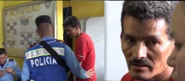 Tegucigalpa: detienen a hombre acusado de violación desde 1996