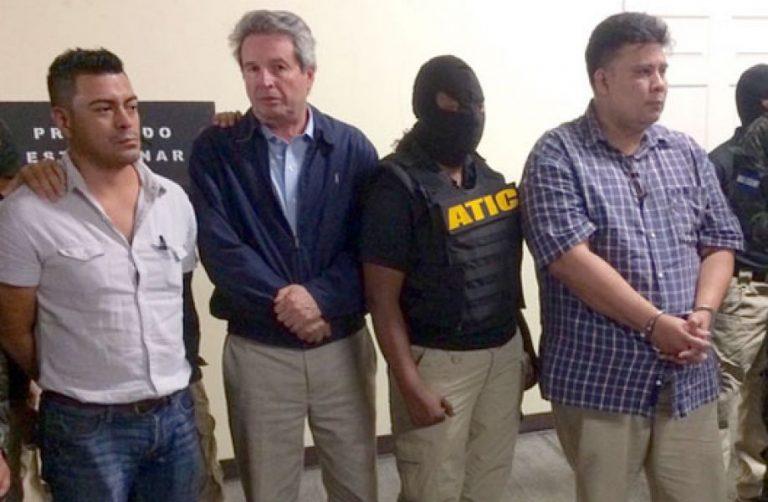 Expresidente del CAH es condenado a 8 años de prisión y una multa de L 11 millones
