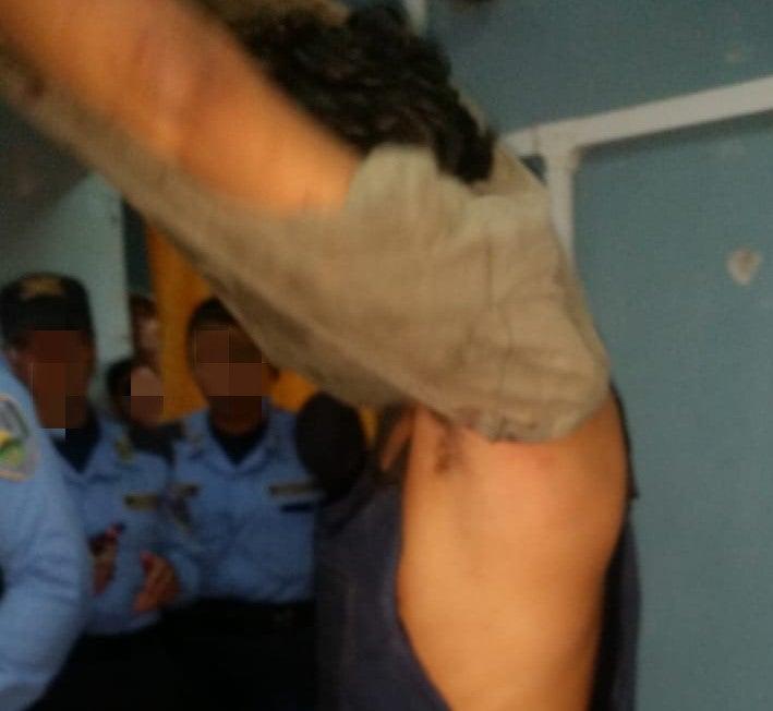 Capturan a presunto culpable de asesinar a hombre en pulpería