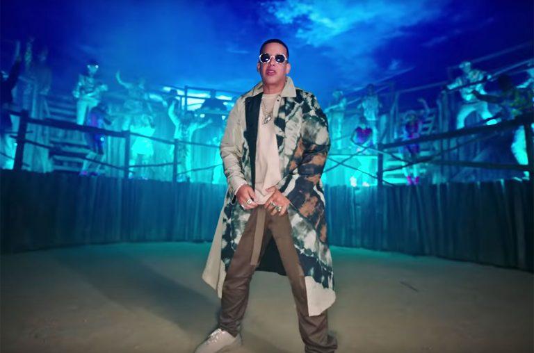 Nuevo tema de Daddy Yankee supera los 41 millones de reproducciones
