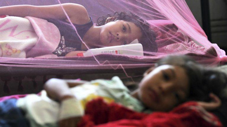 Secretaría de Salud: Casos de dengue aumentan en temporada lluviosa