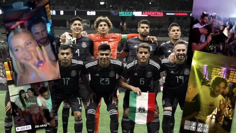 ESCÁNDALO: Nuevos detalles sobre la fiesta de la selección mexicana en EE.UU.