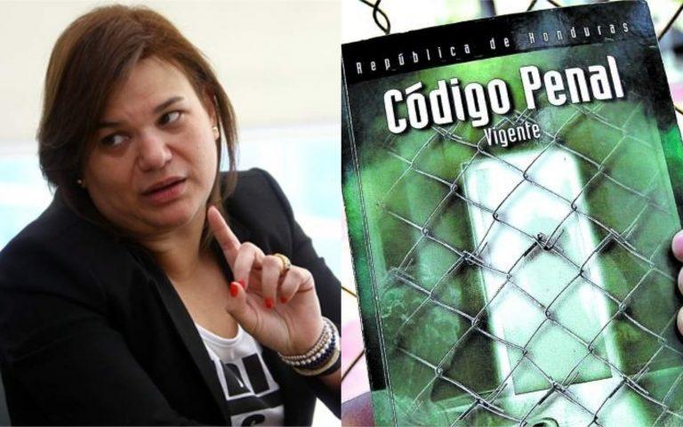 Aline Flores: «Como está el Código Penal nadie va a venir a invertir»