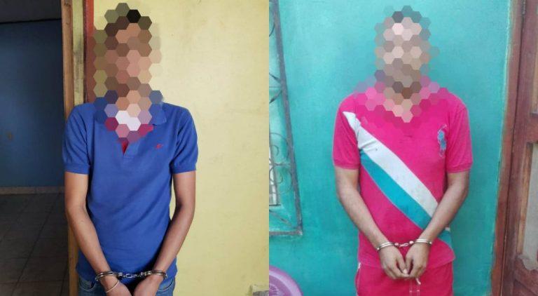 Arrestan a sospechosos del asesinato de un joven en Villanueva