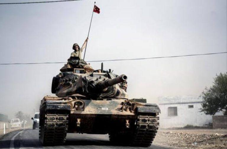 Turquía invade a Siria; califican a Trump de «traidor» e «irresponsable»