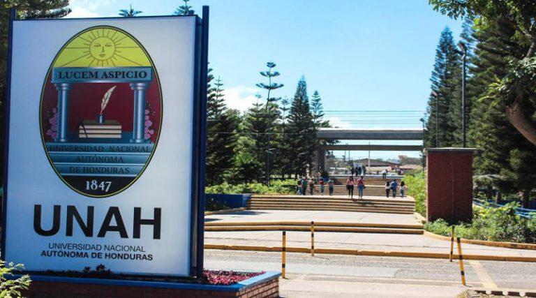 La UNAH posterga inicio del tercer período académico