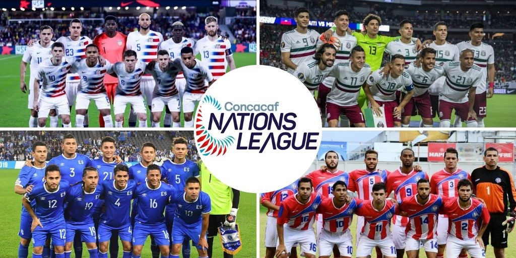 CARTELERA: Así se cerrará la Liga de Naciones de Concacaf