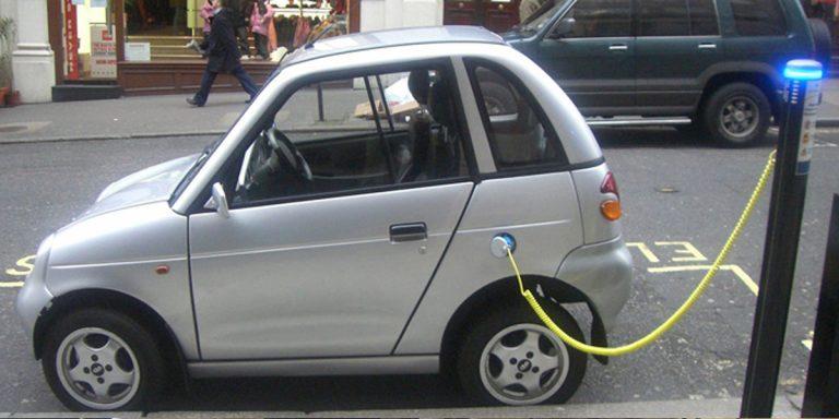 Carros eléctricos pierden fuerza en China