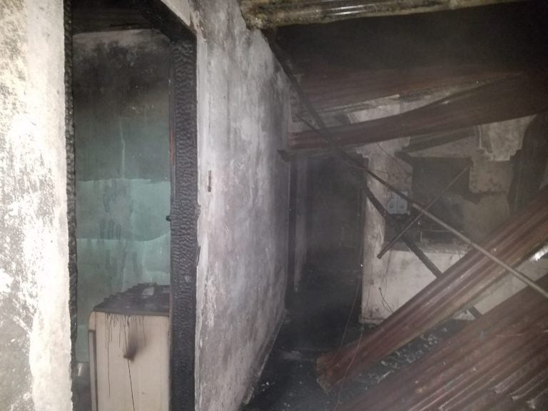El Progreso: incendio mata a madre e hijos dentro de casa