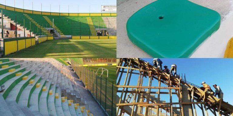 GALERÍA: ¡Una belleza! Así avanza el nuevo estadio del Parrillas One