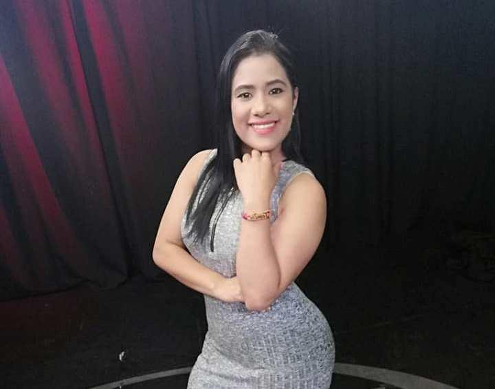 FARÁNDULA: Joselin Flores envía mensaje al padre de su primer bebé