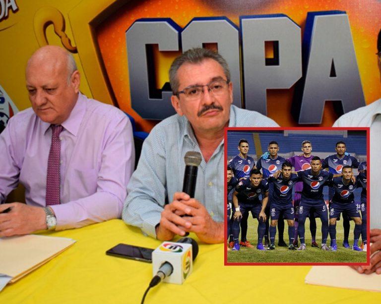 Liga Nacional reprogramaría los partidos de Motagua en Fase Pentagonal