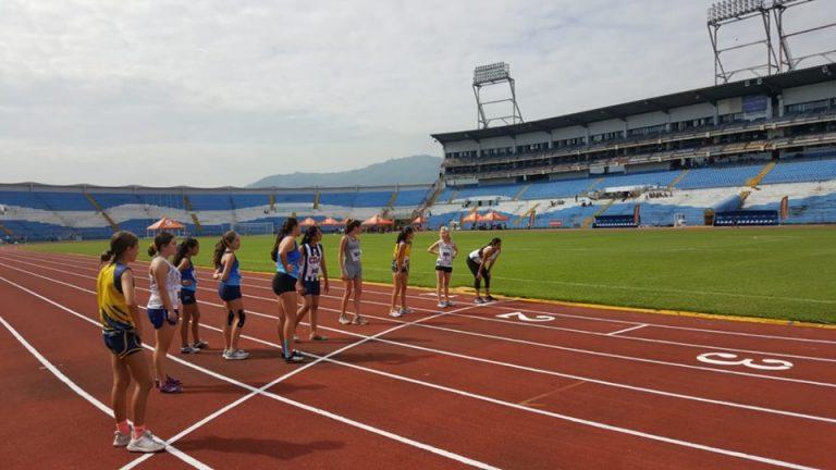 Estadio Olímpico, sede de la VII edición del Torneo de Atletismo 2019 de AASCA