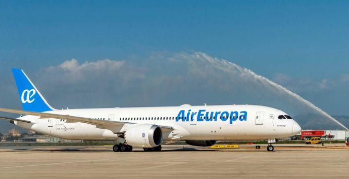 Air Europa inaugurará el martes su segundo vuelo entre España y Honduras
