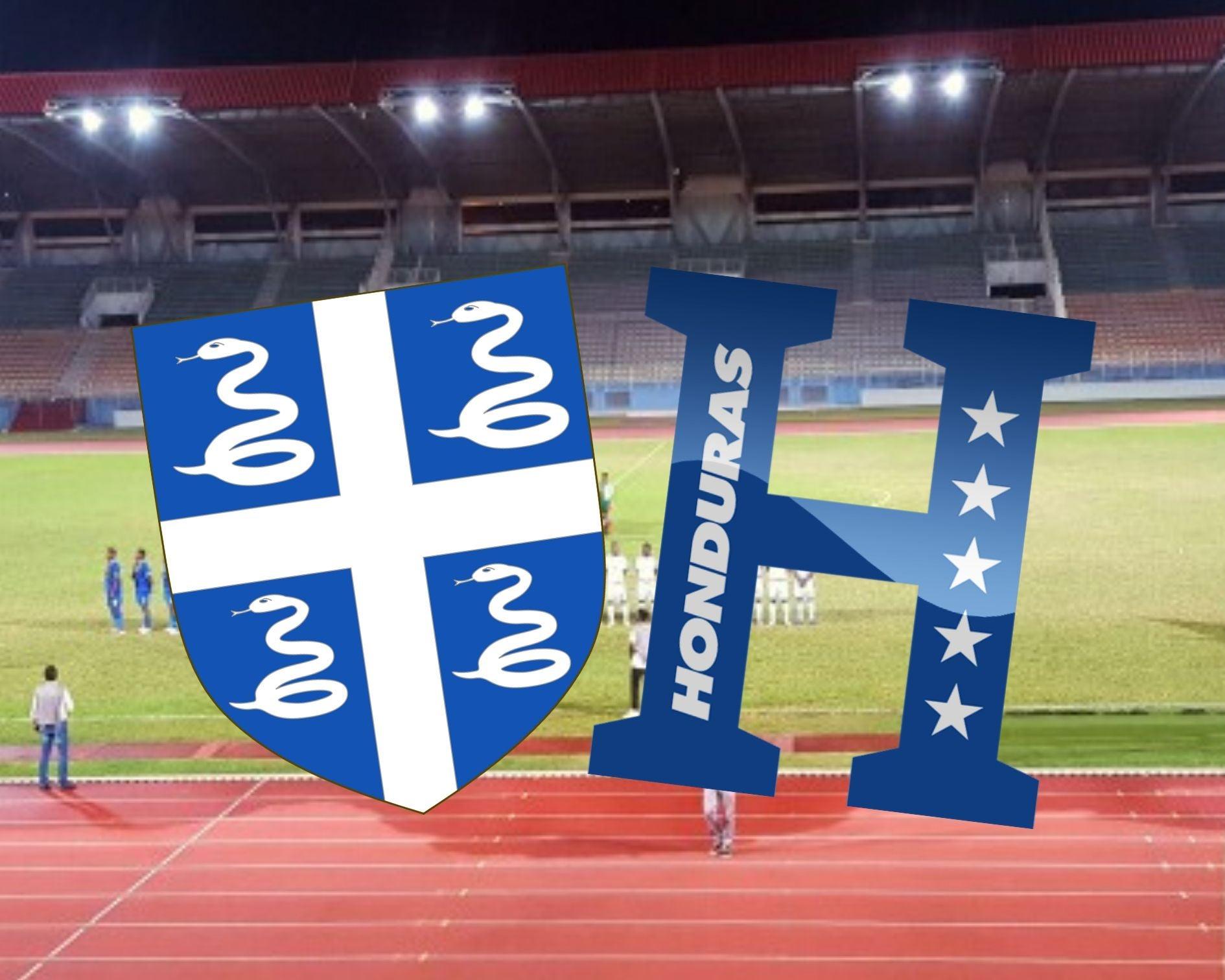 Hora y Transmisión: Honduras a conquistar Martinica por la Nations League