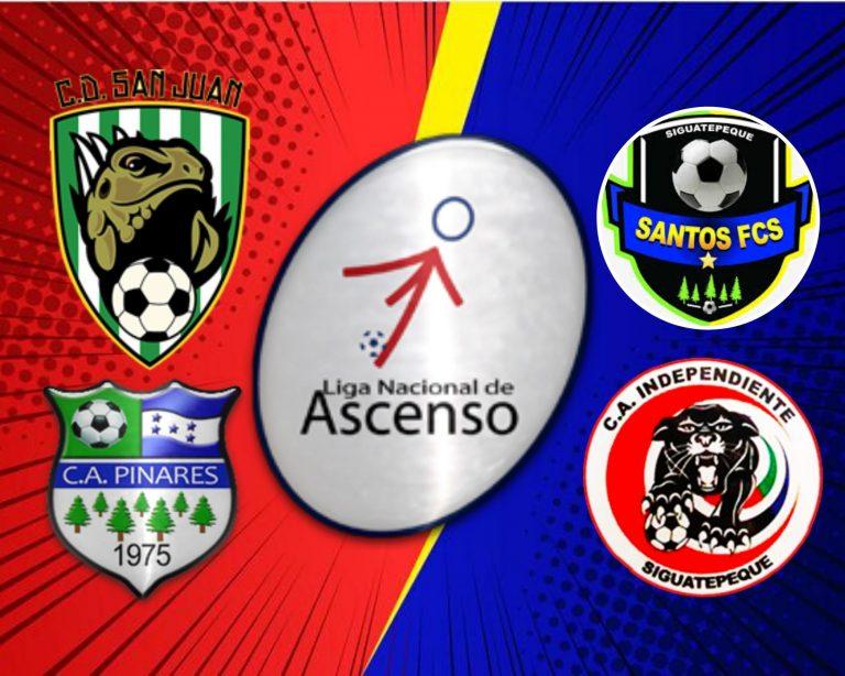 ¿Cuándo inician las semifinales de la Liga de Ascenso?