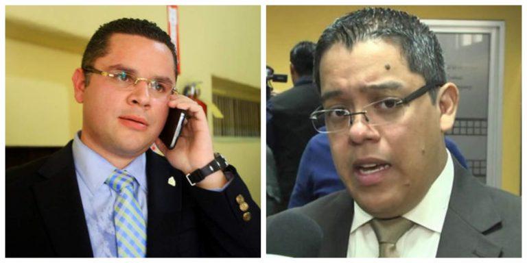 David Chávez insulta a Odir Fernández del CNA y a periodistas en Twitter