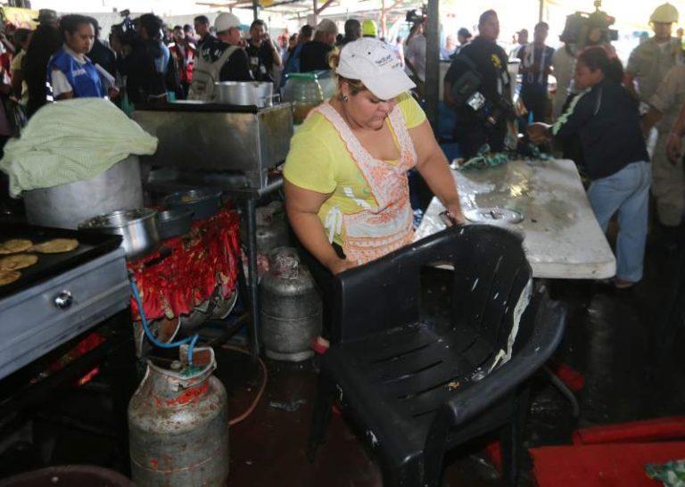 Requerimiento fiscal para vigilancia por no evitar explosión en Feria del Agricultor