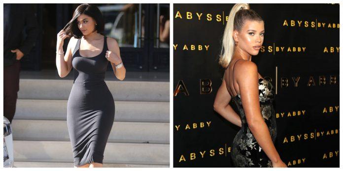 Kylie Jenner Sofia Richie