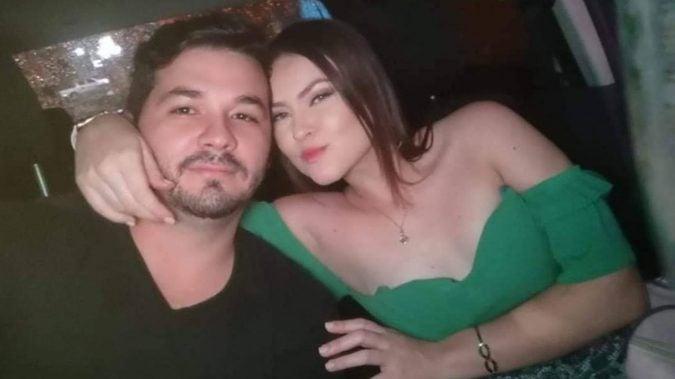 Nueva pareja de Malubi Paz recibe paliza; ¿fue Romell Quioto?