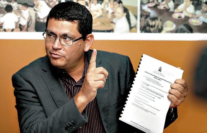 Marlon Escoto y Comunidad Pech