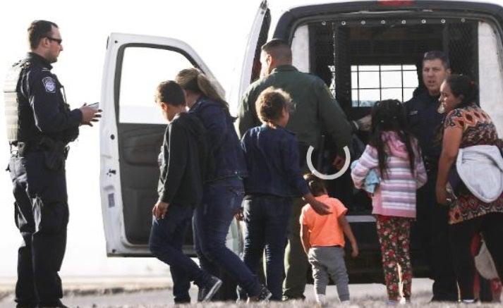 EEUU listo para enviar migrantes a Honduras, a partir de este martes