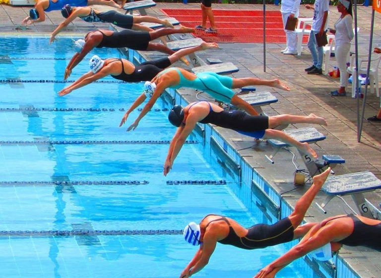 Primera Copa Internacional de Natación se disputa en Tegucigalpa