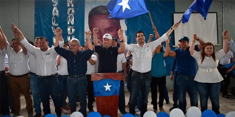 """Salvemos Honduras no será """"escalera"""" para nadie: Ricardo Álvarez"""
