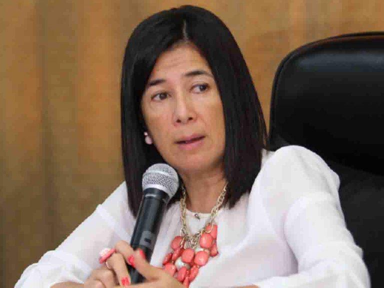 "Miriam Guzmán: ""No lograremos meta de recaudación este año"""