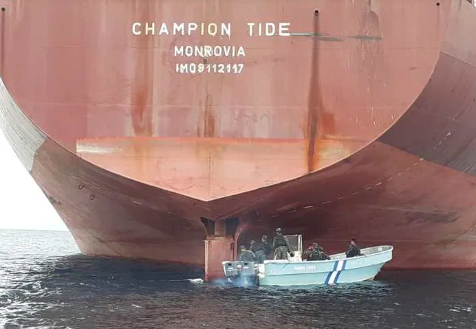 Colón: decomisan barco procedente de Colombia con supuesta cocaína