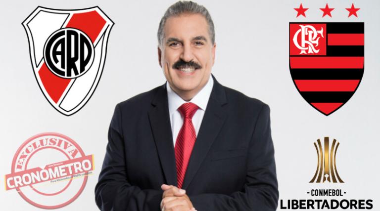 ¡EN EXCLUSIVA! Desde Lima, Perú: Fernando Fiore habla sobre la Copa Libertadores