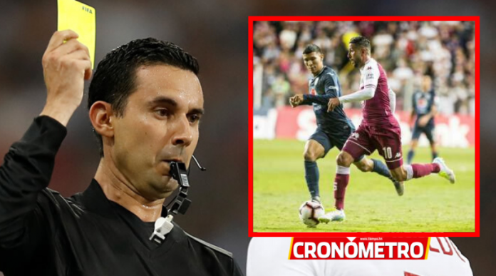 César Ramos, el árbitro que dirigirá la Final de la Liga Concacaf 2019
