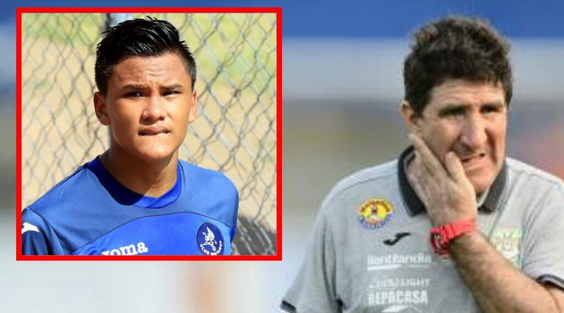 Héctor Vargas se pierde la Pentagonal; Malas noticias para Motagua