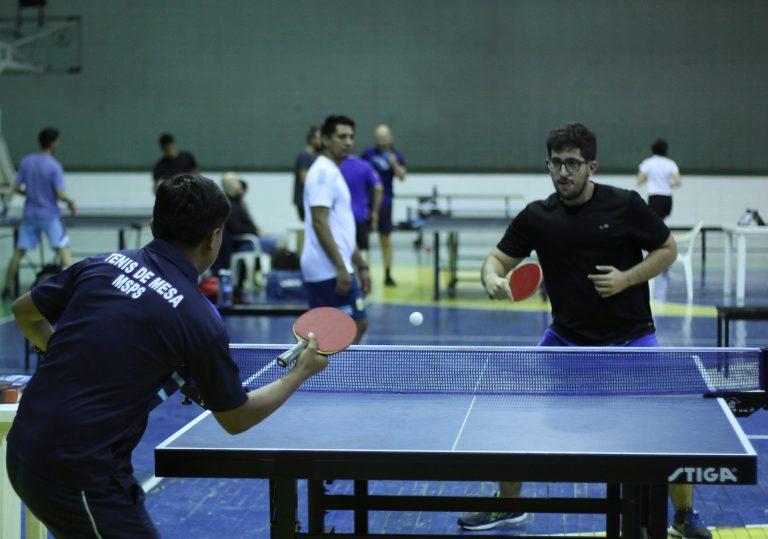 Torneo Abierto de Tenis de Mesa se desarrolla con éxito en SPS