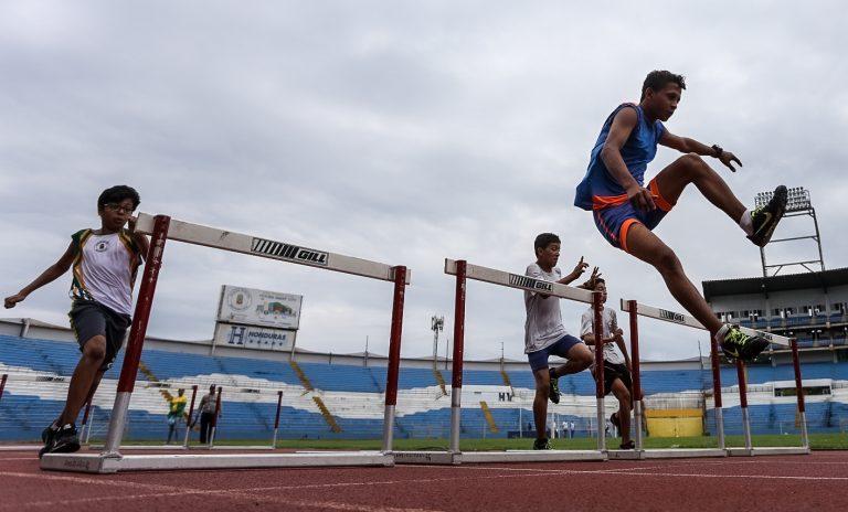 III Jornada de Atletismo es desarrollada en SPS