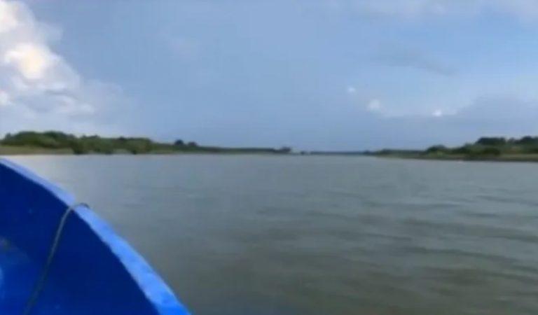 """Pescador es """"tragado"""" por la Barra del Aguán, en Trujillo"""