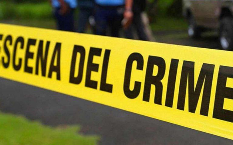 SPS: En fuerte tiroteo muere un hombre; hay tres personas heridas