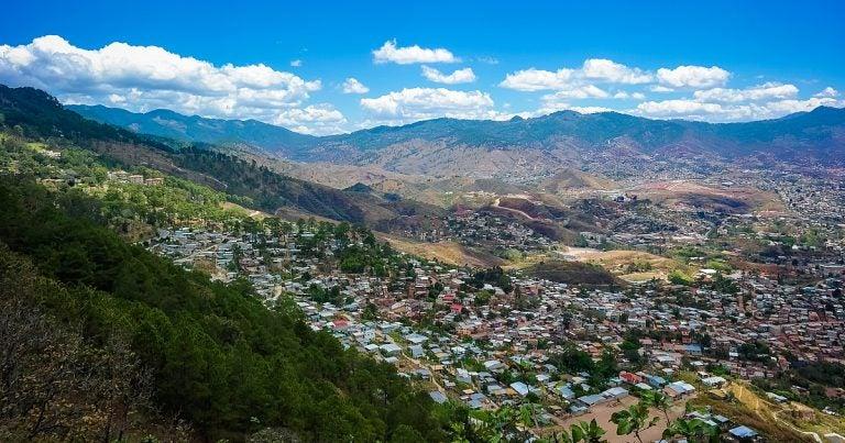 CLIMA DE ESTA TARDE: Condiciones estables en la zona central de Honduras