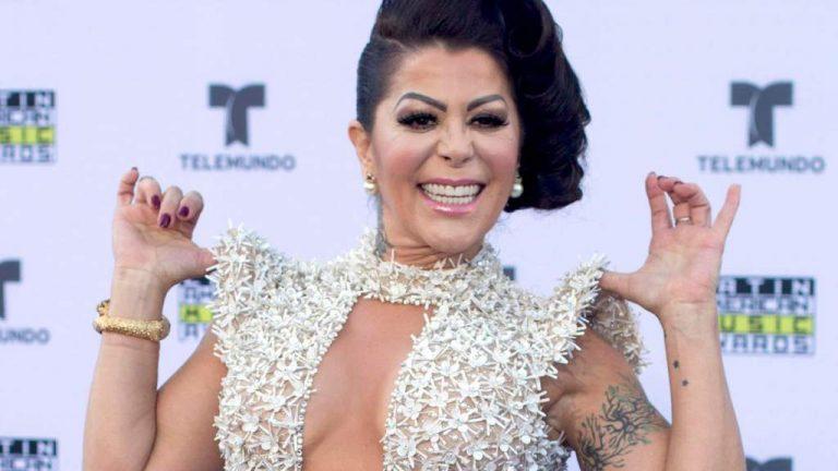 FARÁNDULA: Comparan a Alejandra Guzmán con Annabell por su desfigurado rostro