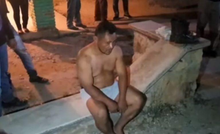 Mexicanos casi linchan a hondureño que supuestamente robaba