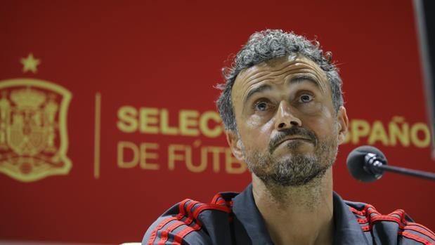 Luis Enrique se prepara para regresar a la selección de España