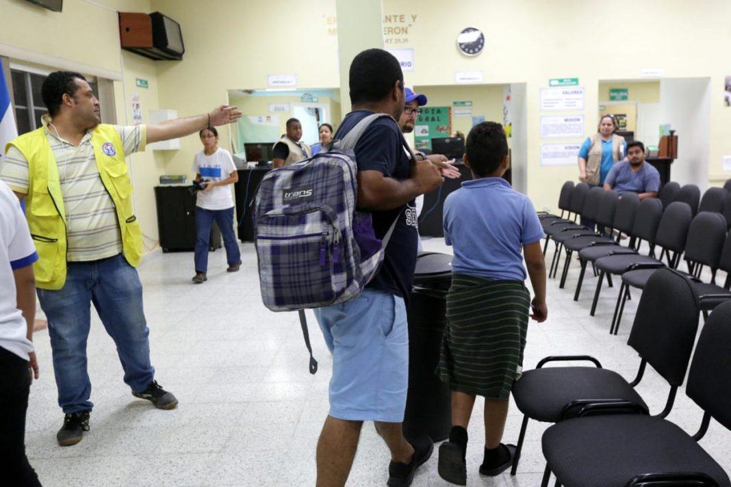 Hondureños deportados