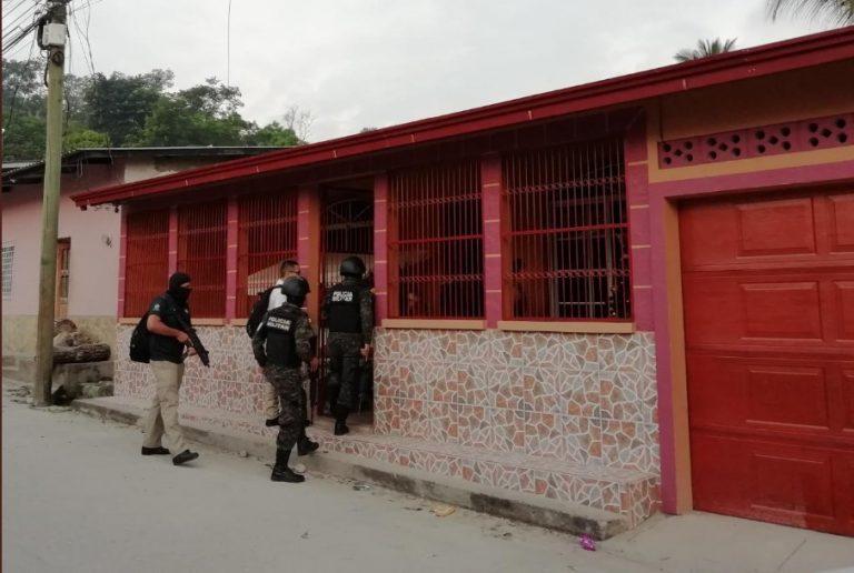 Buscan a supuestos asesinos durante la Operación Balam