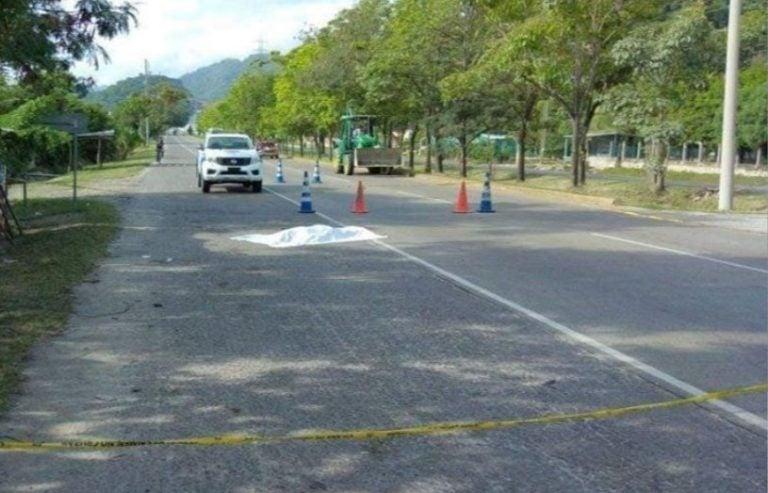 Violencia en Choloma: dos hombres fueron asesinados hoy