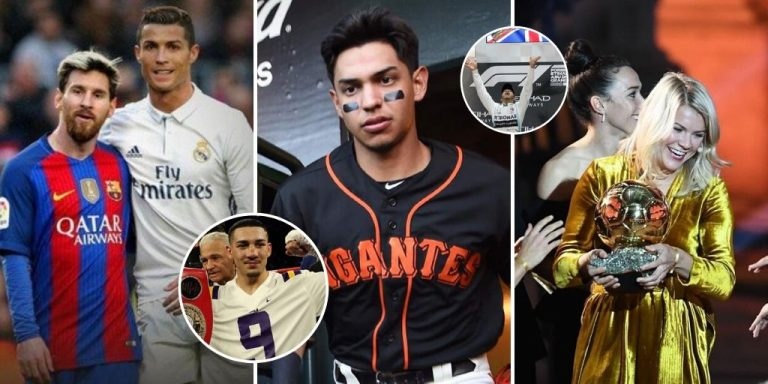 Los hechos más destacados en el deporte mundial en los últimos años