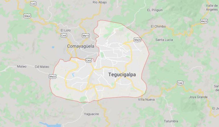 TGU: matan a conductor de cisterna; pandillero muere tras enfrentamiento