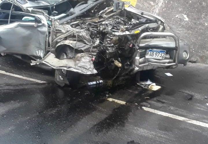 En libertad conductor de rastra involucrado en accidente de subcomisionado